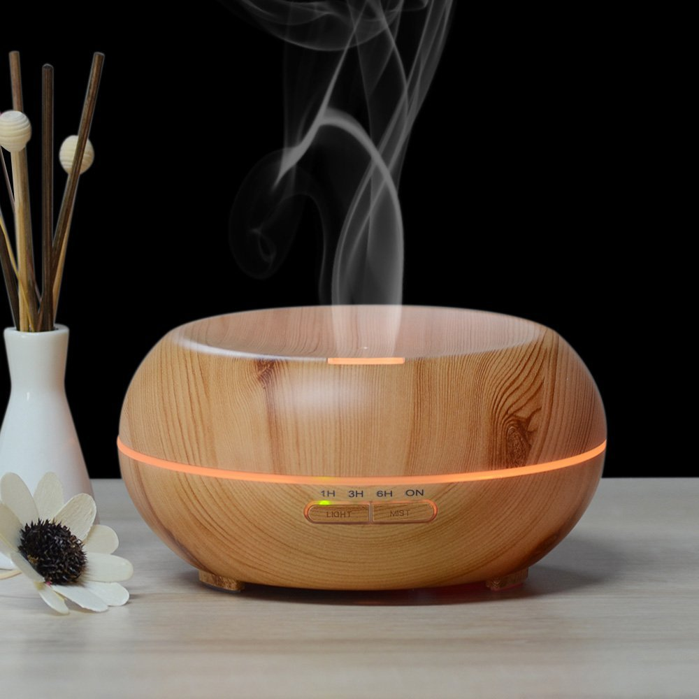 Essential Oil Diffuser 2016