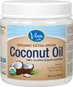 use of coconut oil