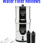 best countertop water filter reviews