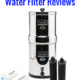 best countertop water filter reviews