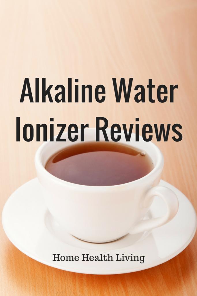 alkaline water ionizer reviews