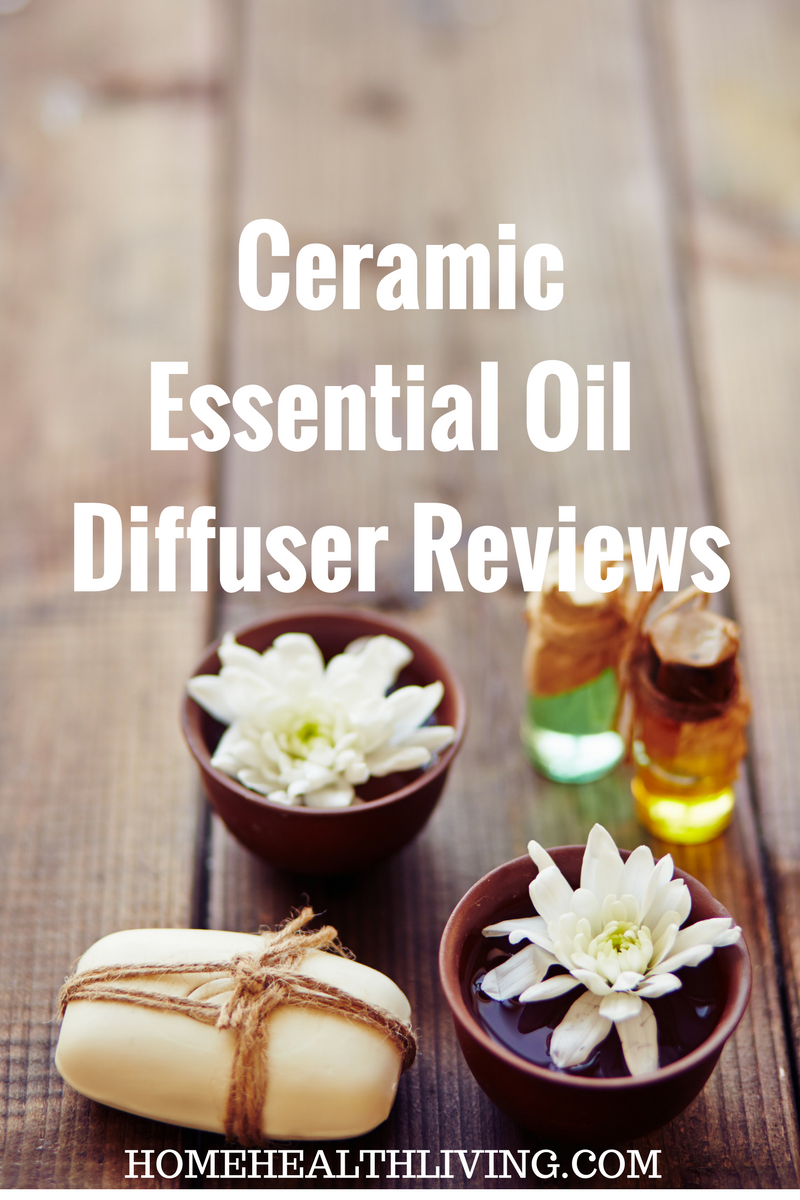 best ceramic oil diffuser reviews