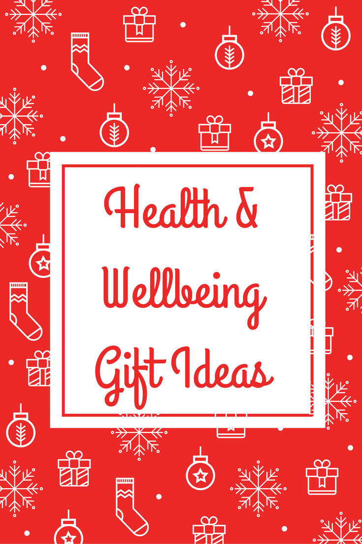 health and wellbeing gift ideas