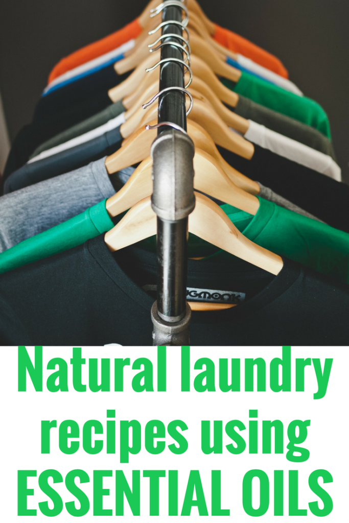 best essential oil for laundry use