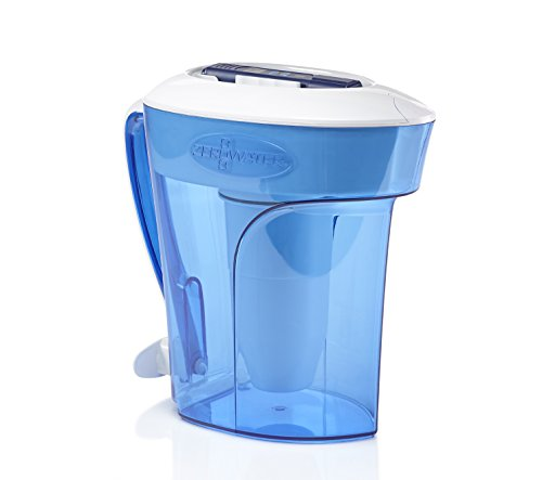 If You Like The Idea Of Combining The Features Of A Water Filter Pitcher  With Those Of A Counter Top System, Then The Zero Water ZP 010 Water Filter  Pitcher ...