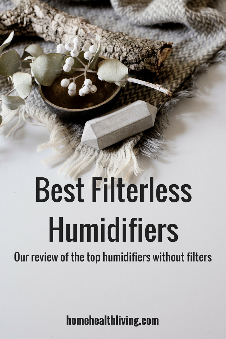 best filterless humidifiers