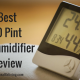 best 70 pint dehumidifier review