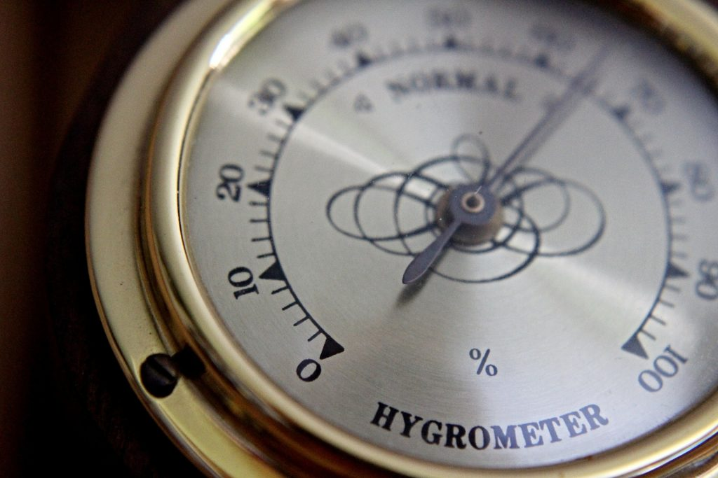 best digital hygrometer