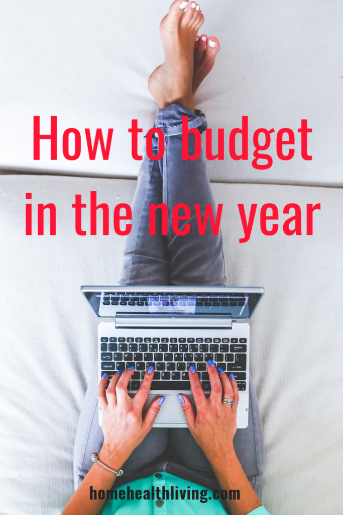 how to budget in the new year