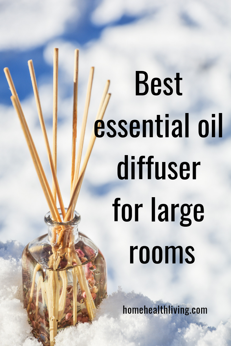 best essential oil diffuser for large space