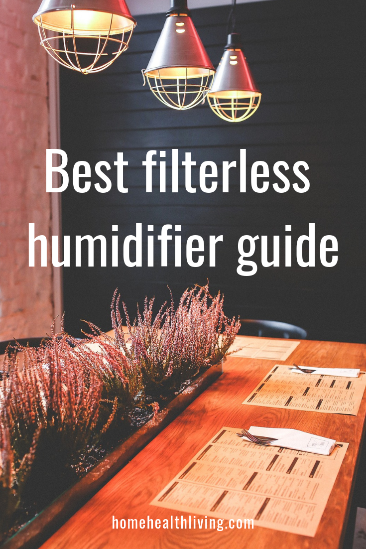 best filterless humidifier review